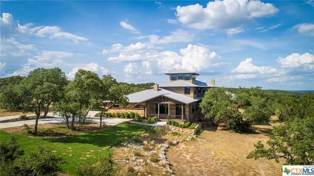 2101 Passare, New Braunfels, TX 78132 (MLS #407508) :: Brautigan Realty