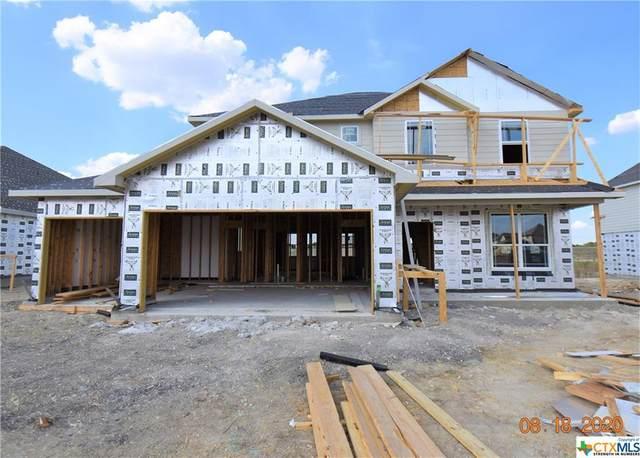 6303 Cordillera Drive, Killeen, TX 76549 (MLS #407593) :: Kopecky Group at RE/MAX Land & Homes
