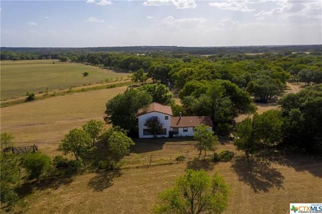 840 Ater Ranch Estates, Bertram, TX 78605 (MLS #408212) :: The Zaplac Group