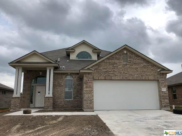 6433 Treiber Drive, Temple, TX 76502 (MLS #408738) :: Brautigan Realty