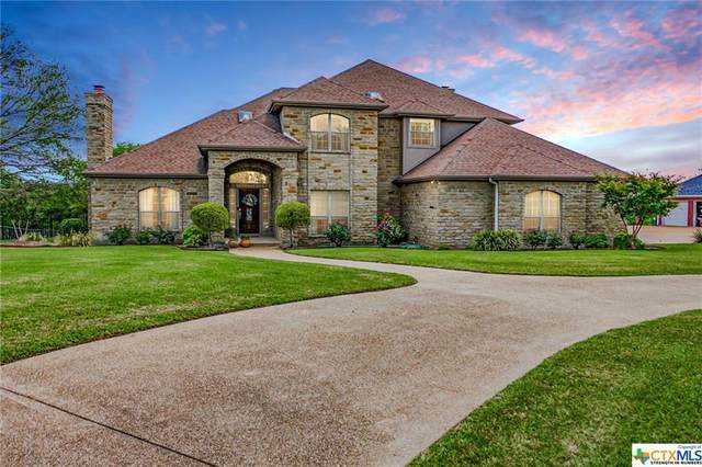 207 Fairway Drive, Gatesville, TX 76528 (MLS #410029) :: The Real Estate Home Team