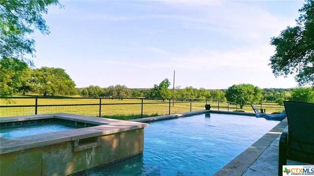 1701 County Road 201, Burnet, TX 78611 (#410339) :: 10X Agent Real Estate Team
