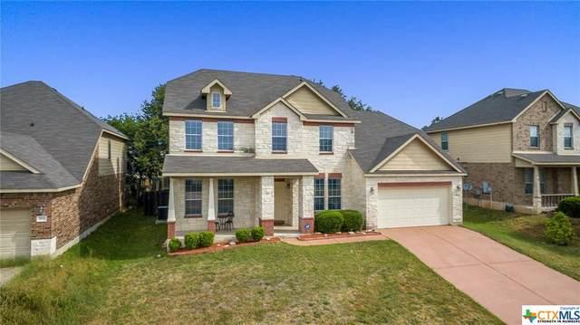 5613 Calcstone Drive, Killeen, TX 76542 (#410747) :: All City Real Estate
