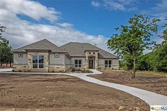 8318 Cates Creek, Salado, TX 76571 (MLS #410885) :: Brautigan Realty