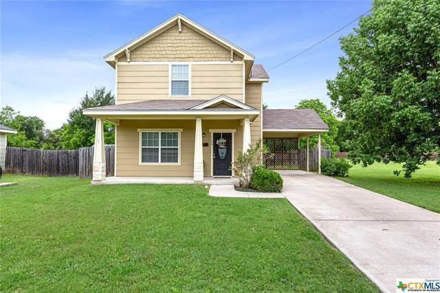 1124 N Penelope Street, Belton, TX 76513 (MLS #411200) :: The i35 Group