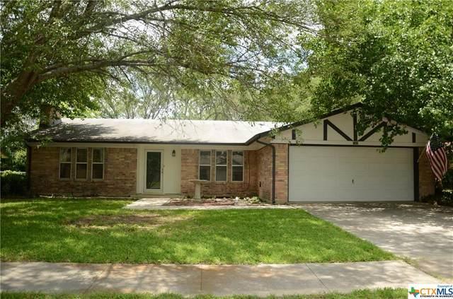1909 Hooten Street, Killeen, TX 76543 (MLS #411306) :: Brautigan Realty