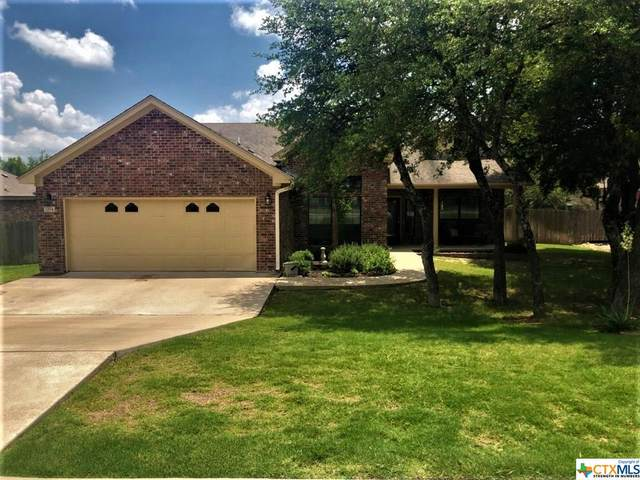 2204 Teton Avenue, Lampasas, TX 76550 (MLS #411319) :: The Real Estate Home Team