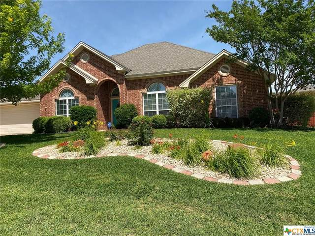 2105 Yak Trail, Harker Heights, TX 76548 (#411320) :: All City Real Estate