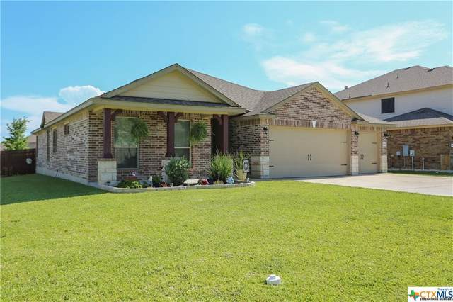 1105 Basalt Court, Temple, TX 76502 (MLS #411473) :: The i35 Group