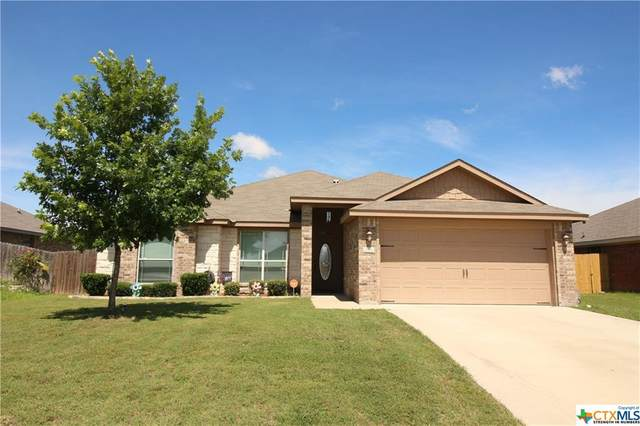 2411 Scott Drive, Copperas Cove, TX 76522 (MLS #411613) :: RE/MAX Family