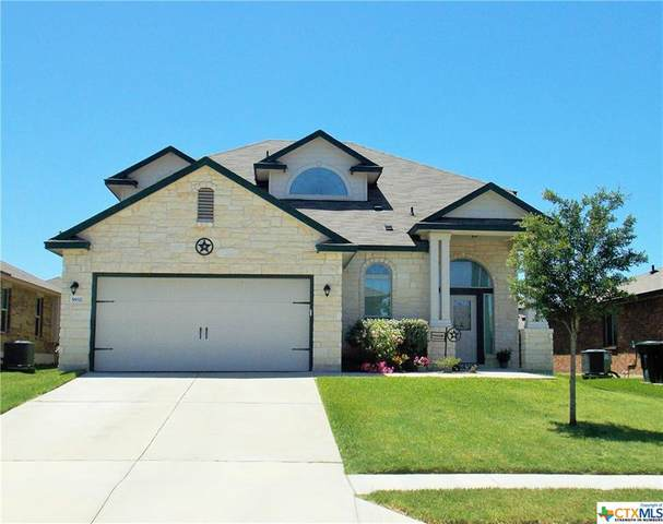 5932 Stonehaven Drive, Temple, TX 76502 (MLS #412063) :: Kopecky Group at RE/MAX Land & Homes