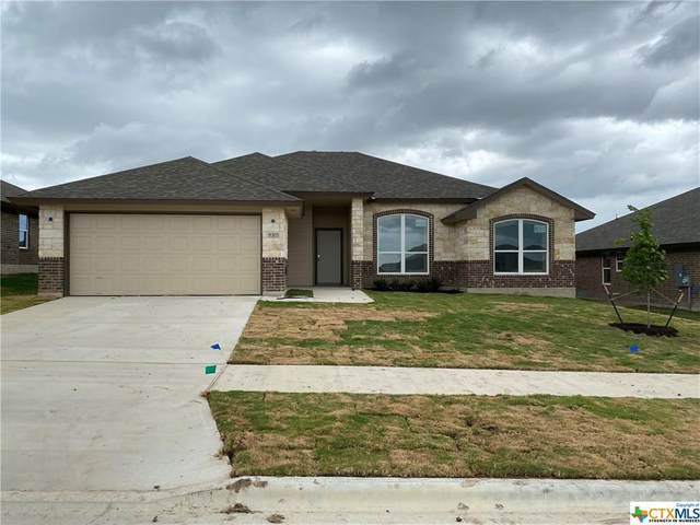 8305 Grayson Trail, Killeen, TX 76542 (MLS #412267) :: The Real Estate Home Team