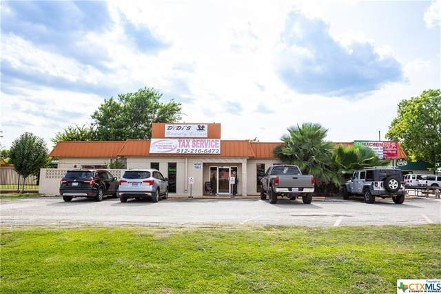 1122 N State Highway 123, San Marcos, TX 78666 (MLS #412285) :: The Real Estate Home Team