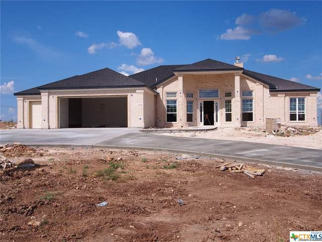 8125 Green Hill, Salado, TX 76571 (#412323) :: All City Real Estate