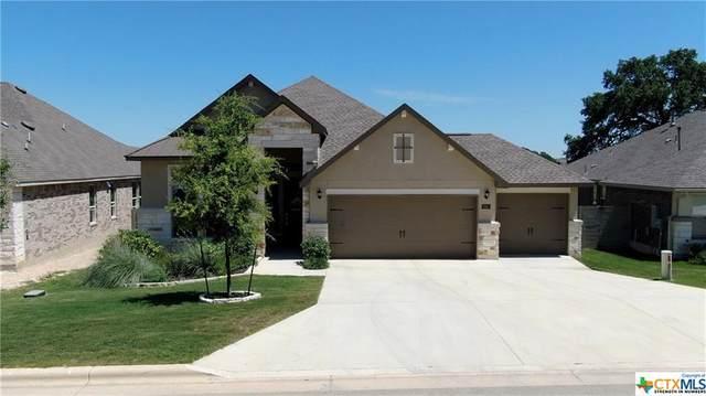 1161 Nutmeg Trail, New Braunfels, TX 78132 (#412661) :: All City Real Estate