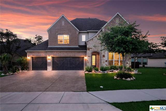 486 Mission Hill Run, New Braunfels, TX 78132 (MLS #412965) :: Carter Fine Homes - Keller Williams Heritage