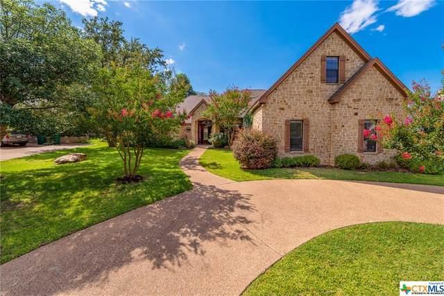 2205 High View Drive, Belton, TX 76513 (MLS #413393) :: Brautigan Realty