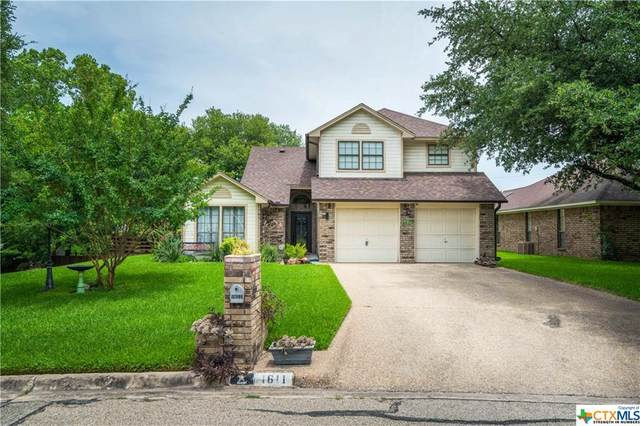 1611 Tanglewood Drive, Harker Heights, TX 76548 (MLS #413596) :: The Real Estate Home Team