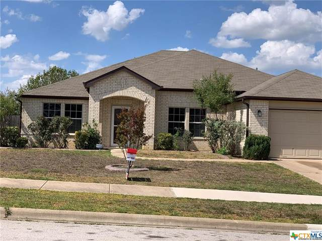 6001 Graphite Drive, Killeen, TX 76542 (MLS #413724) :: The Zaplac Group