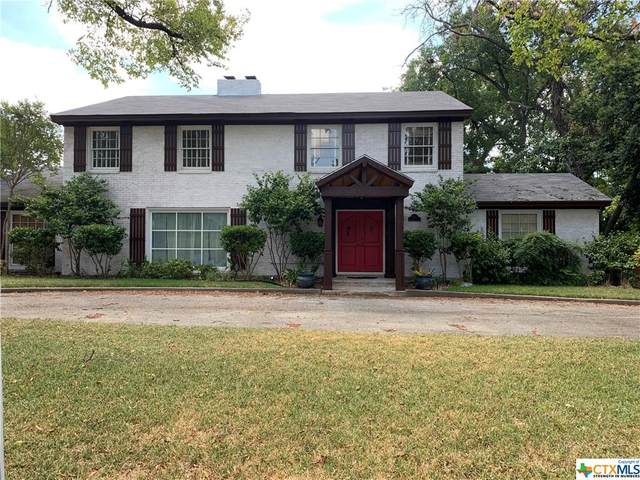 1317 N 9th Street, Temple, TX 76501 (MLS #413781) :: The Real Estate Home Team