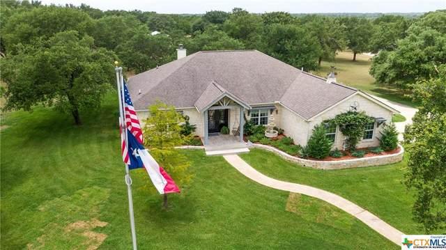 1308 Mission Trail, Salado, TX 76571 (MLS #414042) :: Isbell Realtors