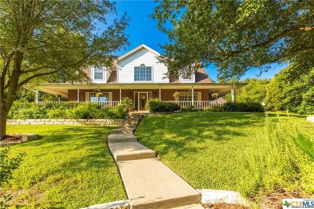 410 Hallmark Circle, Belton, TX 76513 (MLS #414179) :: The Zaplac Group