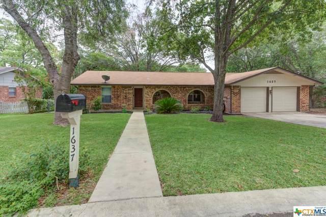 1637 Kraft Lane, New Braunfels, TX 78130 (MLS #414183) :: The Real Estate Home Team