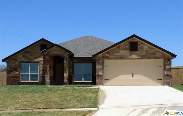 8402 Preserve Trail, Killeen, TX 76542 (MLS #414216) :: Brautigan Realty