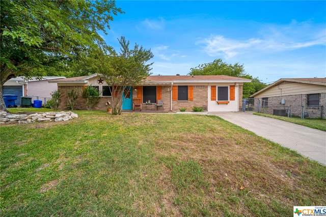 708 S 23rd Street, Copperas Cove, TX 76522 (#414441) :: First Texas Brokerage Company
