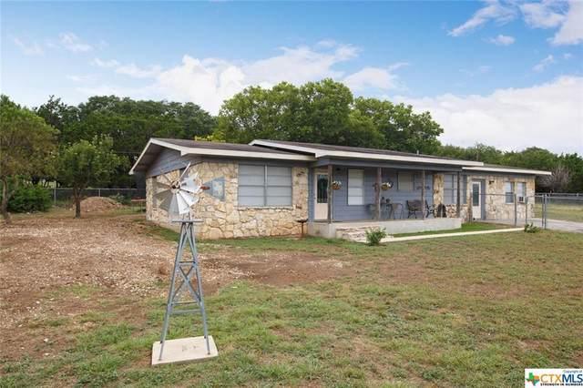 1115 Blueridge Drive, Canyon Lake, TX 78133 (MLS #414490) :: The Real Estate Home Team