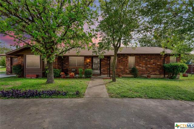 402 N Patterson Avenue, Florence, TX 76527 (MLS #414636) :: The Zaplac Group