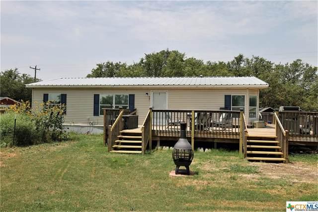 130 County Road 344, Jarrell, TX 76537 (MLS #414682) :: Isbell Realtors