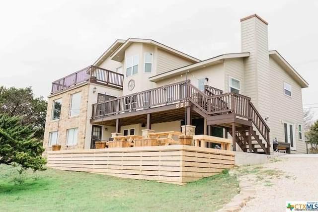 663 Hummingbird Hill, Canyon Lake, TX 78133 (MLS #414750) :: Kopecky Group at RE/MAX Land & Homes