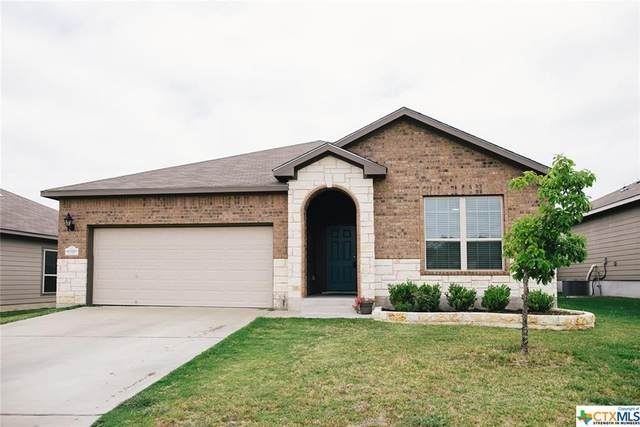 8020 Redbrush, Temple, TX 76502 (MLS #414787) :: Kopecky Group at RE/MAX Land & Homes