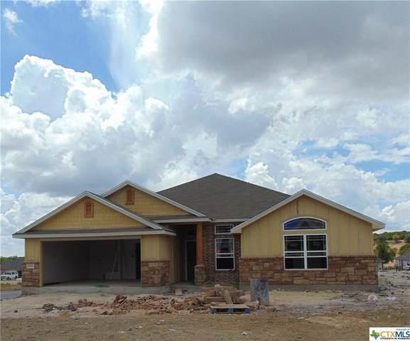 1303 Justice Drive, Copperas Cove, TX 76522 (MLS #414817) :: Carter Fine Homes - Keller Williams Heritage