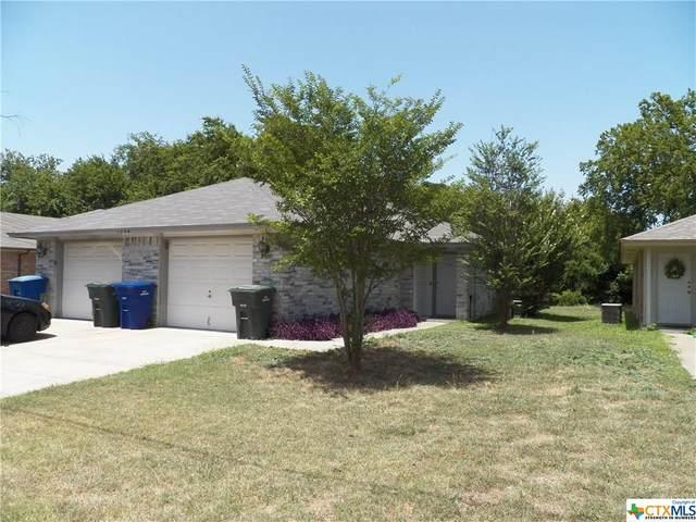 1004 W Ave B, Copperas Cove, TX 76522 (MLS #414833) :: Isbell Realtors