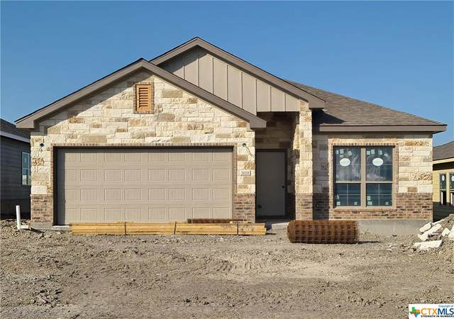 1610 Black Kettle Trail, Temple, TX 76502 (MLS #414907) :: Kopecky Group at RE/MAX Land & Homes
