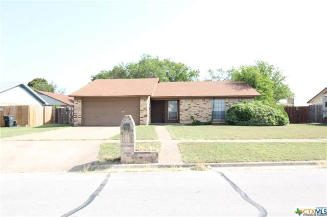 4503 Mountain View Drive, Killeen, TX 76543 (MLS #414912) :: Kopecky Group at RE/MAX Land & Homes