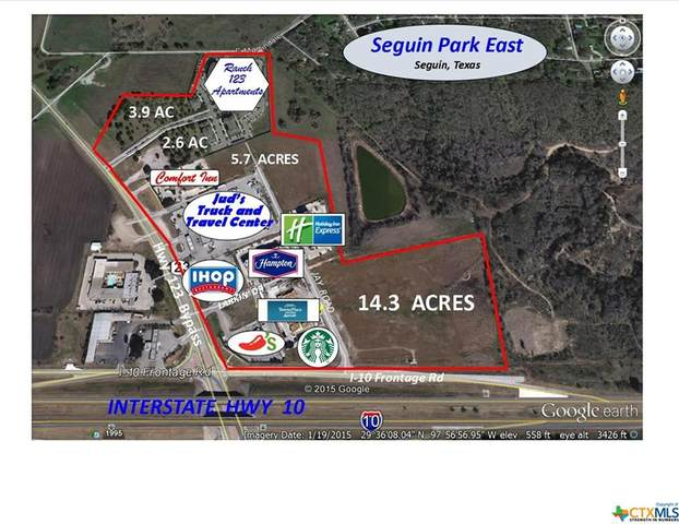 IH 10 & 123 BP E Ih 10 Highway, Seguin, TX 78155 (MLS #415101) :: Kopecky Group at RE/MAX Land & Homes
