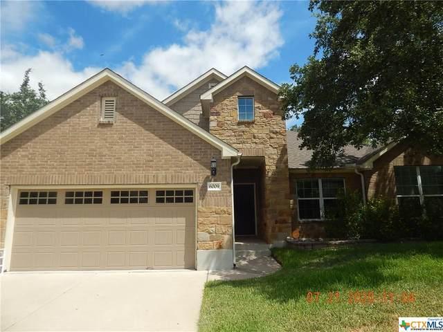 6009 Siltstone Loop, Killeen, TX 76542 (MLS #415119) :: Vista Real Estate