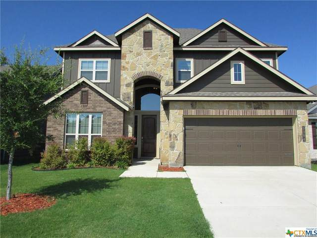 5304 Fenton Lane, Belton, TX 76513 (MLS #415178) :: The Zaplac Group