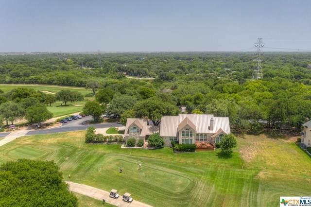 1014 Long Creek Boulevard, New Braunfels, TX 78130 (MLS #415277) :: The Real Estate Home Team