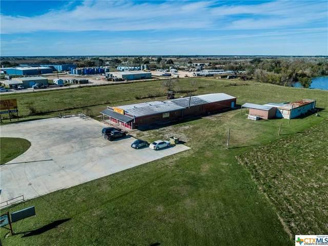 27020 Us 59 Rd, El Campo, TX 77437 (MLS #415302) :: Vista Real Estate