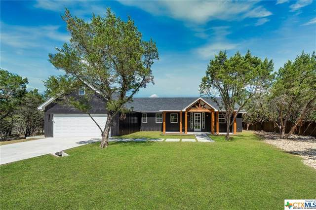 15856 Salado Drive, Temple, TX 76502 (MLS #416439) :: The Real Estate Home Team