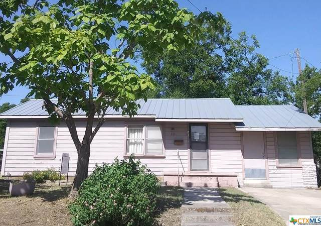 210 N Porter Street, Lampasas, TX 76550 (MLS #416548) :: RE/MAX Family