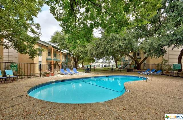1624 Aquarena Springs Drive #142, San Marcos, TX 78666 (MLS #416791) :: The Myles Group