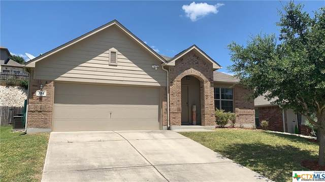 354 Posey Pass, New Braunfels, TX 78132 (MLS #416877) :: Kopecky Group at RE/MAX Land & Homes