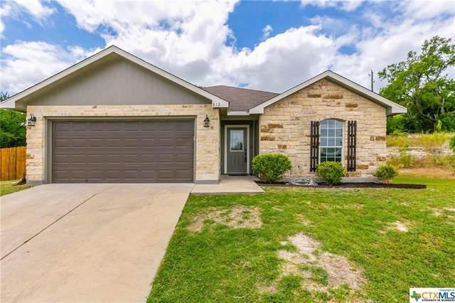 812 Samuel Drive, Belton, TX 76513 (MLS #417144) :: The Real Estate Home Team