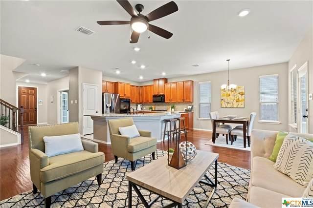 609 Kolbo Drive, Round Rock, TX 78665 (MLS #417910) :: Kopecky Group at RE/MAX Land & Homes