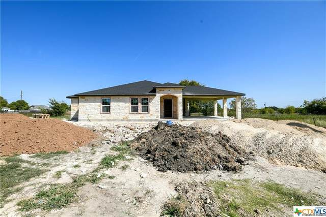 105 Gurley Lane, Bruceville-Eddy, TX 76524 (#419119) :: First Texas Brokerage Company